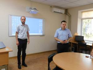 "Presentation of anti-plagiarist program ""Unicheck"" took place at ZNU"