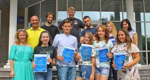 According to the words of Vice-rector Hennadii Vasylchuk, the participants of Summer school got quite a lot of professional skills
