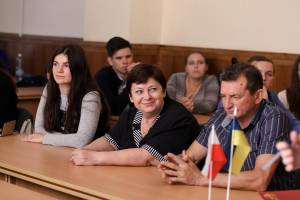 Center of Polish Law of Taras Shevchenko national university of Kyiv has been opened on the Faculty of Law in ZNU
