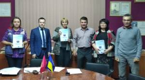 "Scientific and Methodological Complex of the Discipline ""Fundamentals of European Project Activities"" is issued within the framework of the project ""EUROPROC"" in ZNU"
