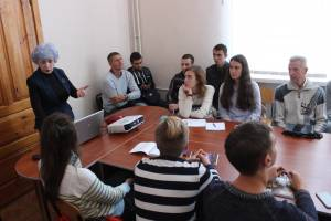 The training for the participants of the business incubator of the Faculty of Economics was held in ZNU