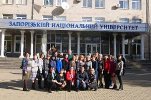 "The seminars ""Formation of media culture of the professor of Ukrainian language and literature in the conditions of the formation of the New Ukrainian School"" were held on the Faculty of Journalism"