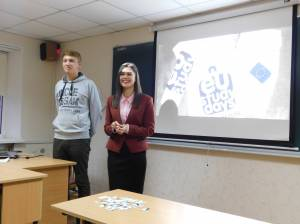 "The participants of ZNU Lecture center examined the topic ""Euroreality"""