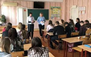 Representatives of ZNU organized a free trial EIT in the city of Vasylivka for the first time