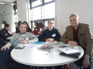 Representatives of ZNU participate in the conference in the UK on the program Erasmus+ KA2