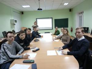 Regular listening training for Zaporizhzhia students was conducted on the Faculty of Foreign Philology of ZNU