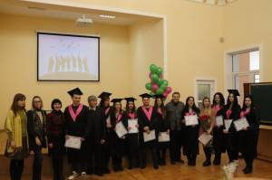Faculty of Sociology and Administrating of ZNU graduated 75 graduate masters