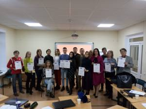 The Faculty of Journalism hosted a media training on the investigation of human rights