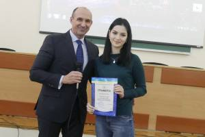 Masters of mathematical and physical specialties were awarded diplomas in ZNU