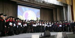 Graduates of the Faculty of Law of ZNU received diplomas of higher education