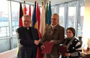 "The agreement on the programme ""Double studies"" was signed between Zaporizhzhia National University and Polonia University in Częstochowa (Poland)"