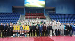 «Orbita-ZNU» won the silver of the national championship in volleyball!