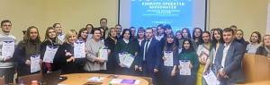The winners of the post-graduate students competition in the framework of the international program EUROPROC were determined in Zaporizhzhia National University