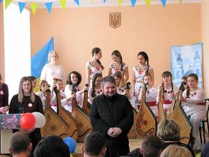 "The Polish holiday ""Tłusty czwartek"" was held in Zaporizhzhia Military Hospital with the support of Polish Culture Center"