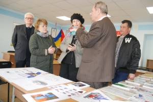 Representatives of the German delegation of the municipality of Magdeburg took part in the excursion by the campus and got acquainted with the energy saving system of ZNU
