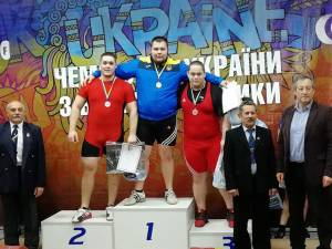 Students-weightlifters of ZNU are the leaders of junior weightlifting championship