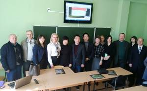 Prospects of international internship for students of the Faculty of Economics in China