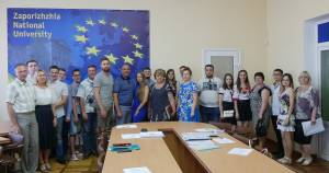Nominal scholarships will receive 9 students of ZNU, who have success in school, research and other fields of activity