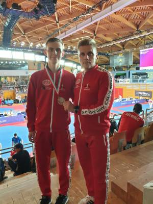 Student of ZNU Taras Malchenko became the bronze medalist of the international tournament in Olympic taekwondo