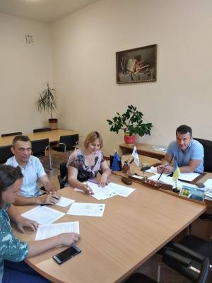 The results of international project EUROPROC: the second year of implementation were summed up at ZNU