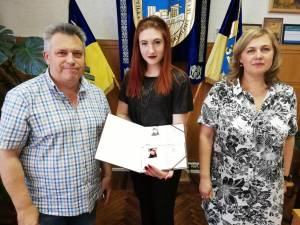 A graduate of ZNU completed a double studies program in Poland