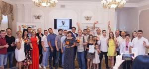 "Representatives of ZNU are among the winners of the competition ""Sports Pride of Zaporizhzhia"""