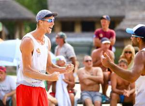 ZNU graduate Serhii Popov is the winner of the Beach Volleyball Cup of Ukraine